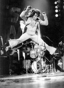 James Brown at the A