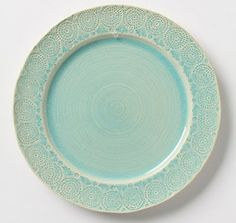 Old Havana Dinnerware.... matches my dishes in terms of color...