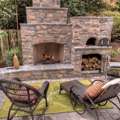 Backyard Brick Pizza Oven Design, Pictures, Remodel, Decor and Ideas
