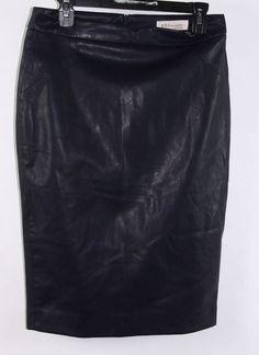Philosophy Republic Clothing Navy Knee Length Pencil Skirt Size 8 #PhilosophyRepublicClothing #StraightPencil