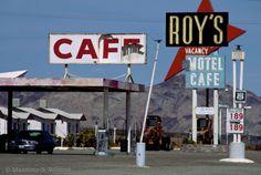Travel light: Roy's Motel Cafe