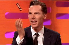 31 Reasons We're Addicted To Benedict Cumberbatch