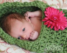 Photo prop - Free crochet pattern from Cre8tion Crochet