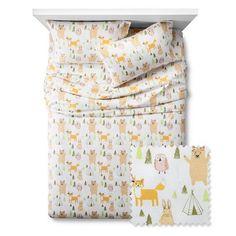 Woodland Whimsy Sheet Set - Pillowfort™