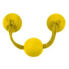tirador pomo de mueble goma amarillo comprar tienda venta online 7946am
