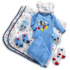 MICKEY MOUSE Welcome Home 6-Piece Set