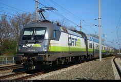 RailPictures.Net Photo: 1116.142 OBB Austria Rail 1116 at Schwechat, Austria by David Singer