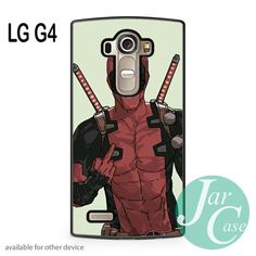 DeadPool Middle Finger YT Phone case for LG G4 and other cases
