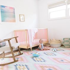 @emthegem 's nursery! We spy our Apple Pillow, Bluebelle, and a Mermaid doll! - featured on @glitterguide ( #