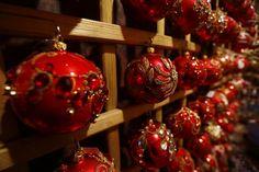 Hand-blown Polish Christmas ornaments
