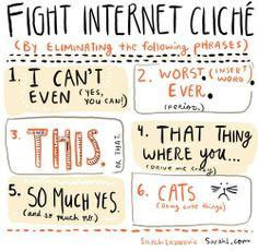 Fight Internet Cliché!