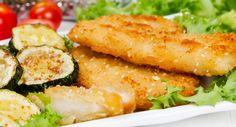 Como fazer frango empanado crocante sem fritar e que não engorda: dica de…