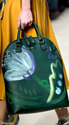 Burberry Prorsum F/W 2014 - London Fashion Week