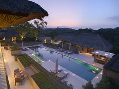 Amanusa Villas: The exclusive Bali resort for the rich and famous #escapesnaps