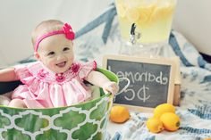 six month baby pictures from http://www.bylaureneggert.com
