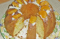 Mandarinen - Kokos - Gugelhupf (Rezept mit Bild) von genovefa56   Chefkoch.de