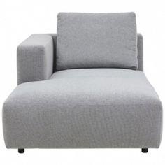 Carmel 1,5 seater - left arm – Lounge sofa - ID Design Interieurs - Living room