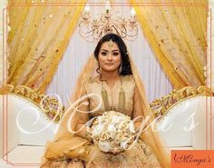 #RealBrides: One of our lovely brides looking like a #GoldenGirl in a rich gilt hued ensemble made-to-measure from our Green Street store. Visit one of our boutiques for more fashion and wedding wear inspiration  #mongasuk #mongas #asianbrides #asianfashion #asianweddings #lengha #bridallengha #indianbrides #pakistanibrides #bangaldeshibrides #asianamagazine #southall #greenst #london #luton #fashionhouse by mongasuk