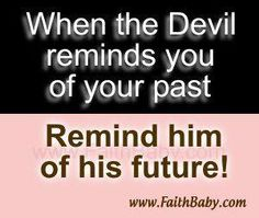 i am a Christian. so, when i start thinking of all the times i've messed up, i always try to remeber they are forgiven