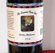 Golden Balsamic Vinegar