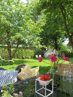 ... für den Abend im Garten 🌳☀️🍉 mit Pasta und einen guten Wein 🍽🍸 wünsche Euch einen tollen Abend ☀️🌳 Liebe Grüße Franziska