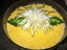 Украшаем салаты красиво!!!Легко и просто - Простые рецепты Овкусе.ру