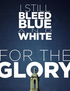 FOR THE GLORY. Penn State.