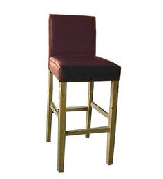 porto, barstool, bar, leather Brown Bar Stools, Black Faux Leather, Furniture, Home Decor, Porto, Decoration Home, Room Decor, Home Furnishings, Home Interior Design