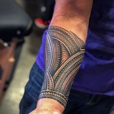 Photo by Wayne Austin Fata on October Forearm Mandala Tattoo, Tribal Forearm Tattoos, Full Leg Tattoos, Arm Tattoos For Guys, Arm Band Tattoo, Badass Tattoos, Body Art Tattoos, Sleeve Tattoos, Polynesian Tattoo Designs