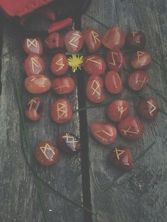 Wicca Witchcraft, Magick Spells, Wiccan, Runas Futhark, Rune Stones, Eclectic Witch, Hedge Witch, Witch Aesthetic, Ancient Symbols