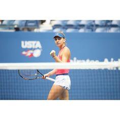 Simona Halep Day 2 US Open