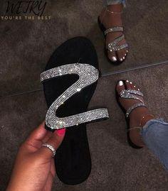 Slip on Beach Sandals and Anti-Slip Shower Slipper Comfort Sandals Beautiful Women Nipsey-Hussle-Speaks