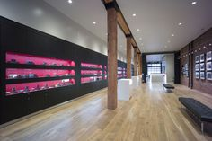 Camera Shop Galleries - This Leica Store in California Features Minimal Fixtures (GALLERY)