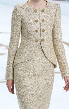 Chanel Fall Winter 2014 Haute Couture.