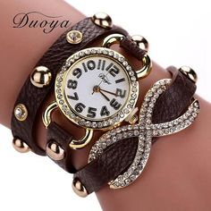 Watch - Bling Bracelet Watch - The Sparkle Place