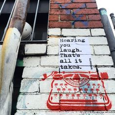 'best medicine' on Artists Lane in Windsor #WRDSMTH #WRDSMTHɹǝpunuʍop