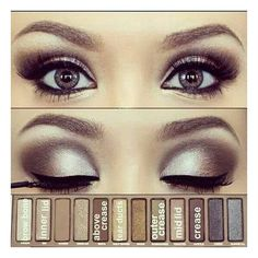 NAKED2 Palette Perfect Wedding Makeup ❤ liked on Polyvore featuring beauty products, makeup, eye makeup, eyes, beauty, eyeshadow and palette makeup