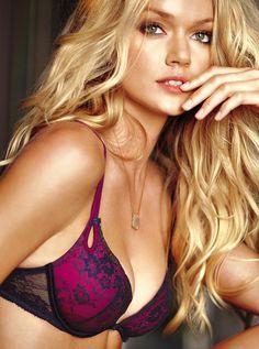 Lindsay Ellingson, an American fashion model.