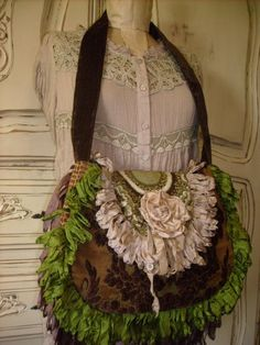 Daphne Nicole Boho Bag