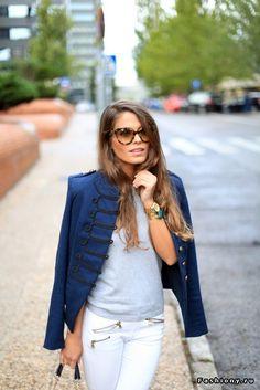 За вдохновением к модным блогерам