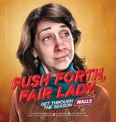[ Halls - Fair Lady ]