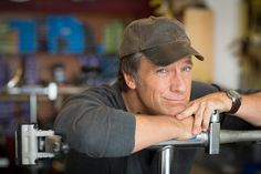Mike Rowe, from September 2013 issue of Guideposts Mike Rowe, Meet Girls, Positive Living, Life Goes On, I Feel Good, Johnny Depp, Going To Work, Choir, New Music