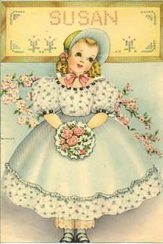 """""""Susan"""" by Helen Page 