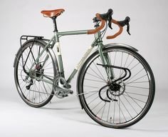Independent Fabrication Blog: Independence Touring Bike