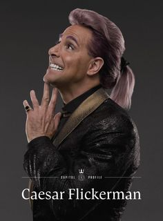 Caesar Flickerman – A Man of Style