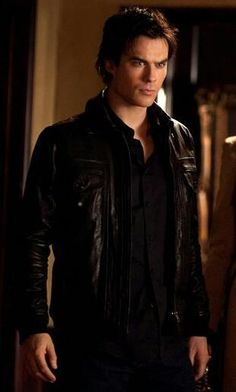 Ian Somerhalder as Hottie Damon Salvatore
