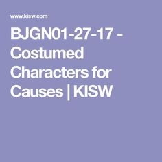 BJGN01-27-17 - Costumed Characters for Causes | KISW