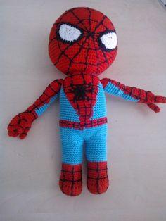 Spiderman Tigger, Spiderman, Disney Characters, Fictional Characters, Handmade, Art, Amigurumi, Spider Man, Hand Made