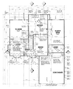 Bundy Family house  floorplan from Married   Children   Movie     FloorPlan for the  Simpsons home