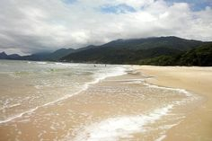 If you looking for a place to relax and spend your vacation, you must visit to Lopes Mendes beach in Ilha Grande, Brazil.  Beautiful Place!!